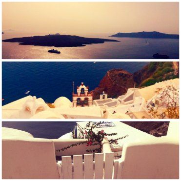 Everyone can be a professional photographer in Santorini