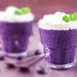 Keto Blueberry