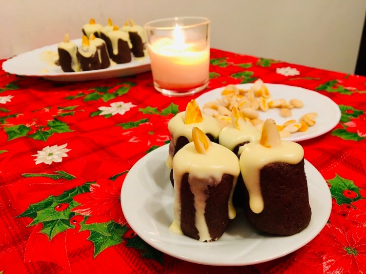 Edible Keto candles - make this Christmas a bit funky and powerful! 2