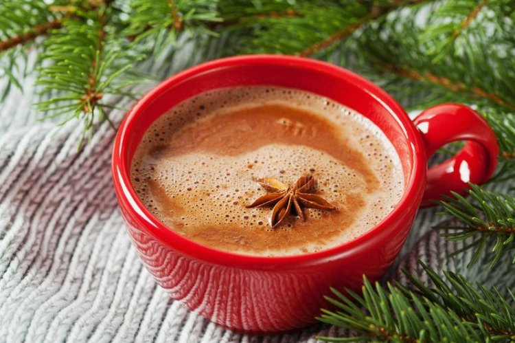 Keto chocolate Eggnog - The number 1 anti-inflammatory winter treat 2