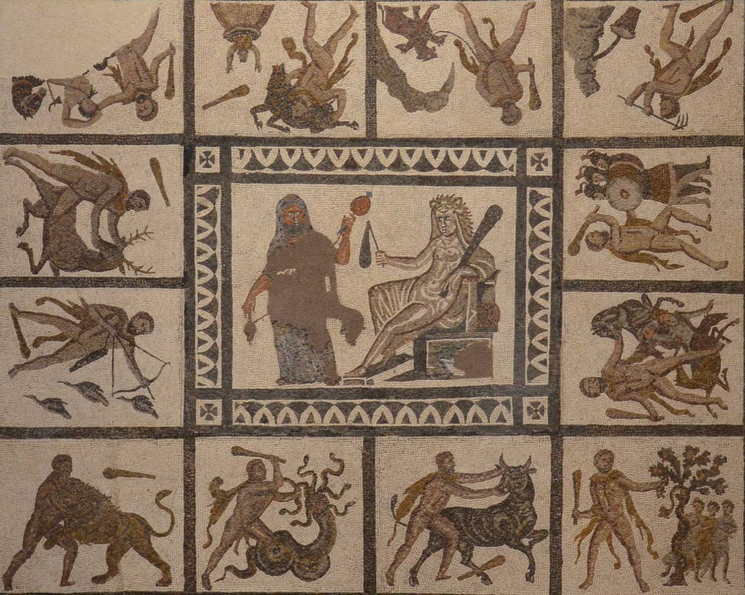 Labours Of Heracles