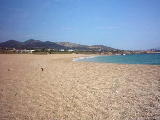 Παραλία Σωρός, Αντίπαρος