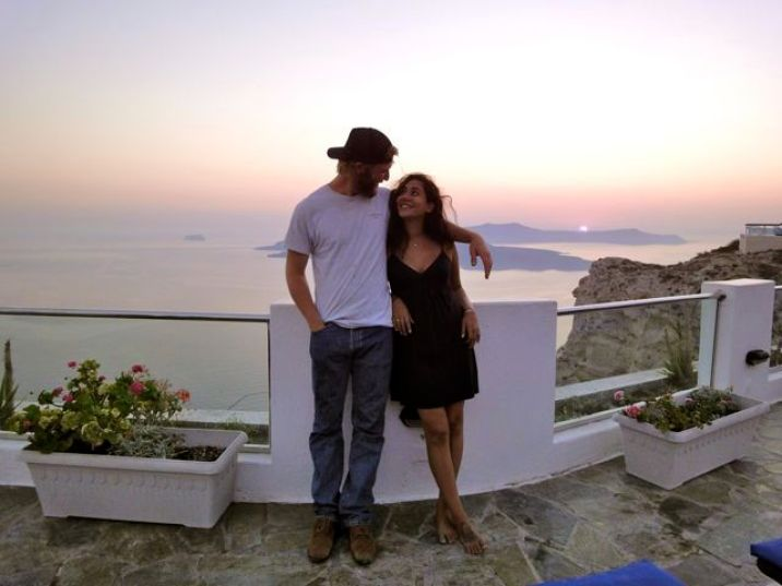 Image result for Greece honeymoon photography