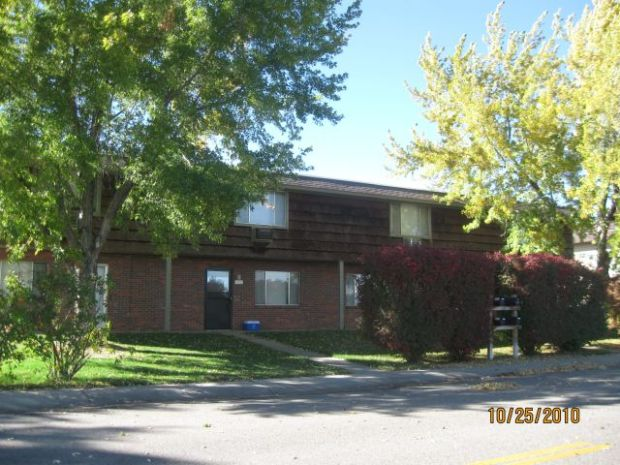 One of the buildings at 2637 49th Ave., Greeley. (Courtesy/Weld County Assessor's Office)