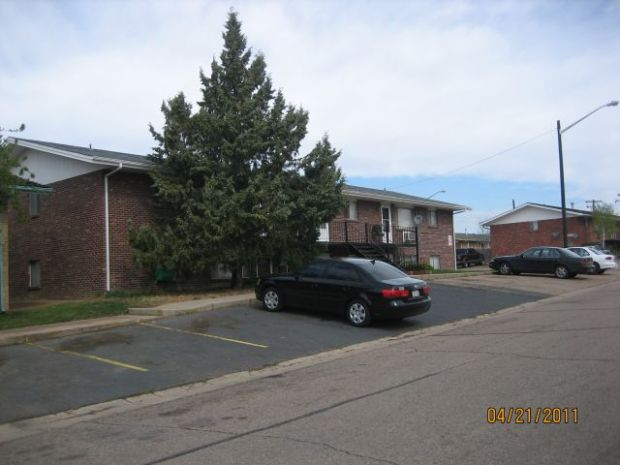 One of the buildings at 3011 Denver St., Evans. (Courtesy/Weld County Assessor's Office)