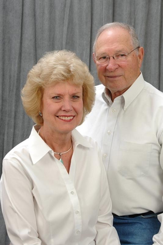 Peter and Jean Morrell
