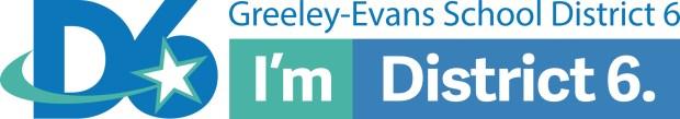 Greeley-Evans School District 6 logo