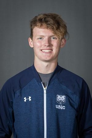 Jesse Hayward (Courtesy/UNC athletics)
