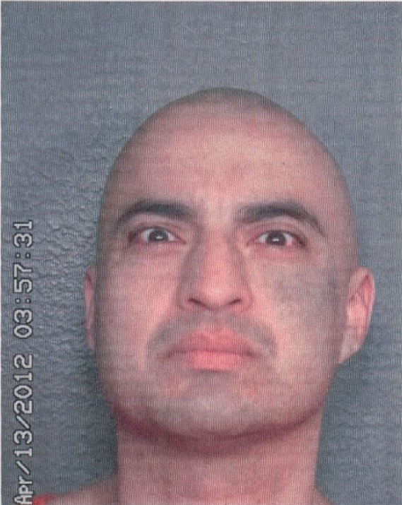 "Jaime ""James"" Zamora in 2012. (Greeley Police Department/For Greeley Tribune)"