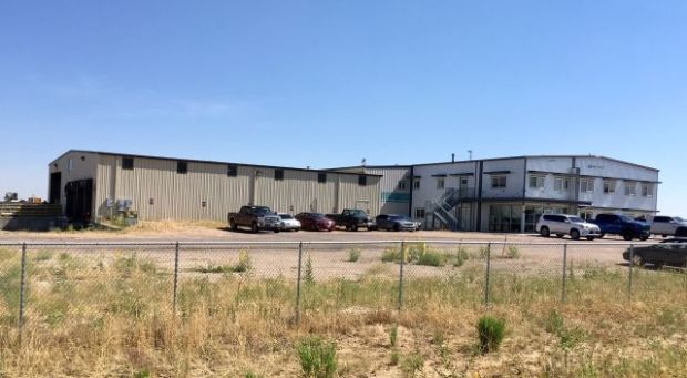 One of the buildings at 15549 Colo. 52, Fort Lupton. (Courtesy/Weld County Assessor's Office)