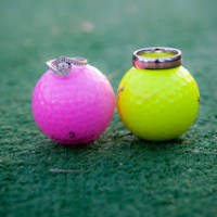 Miniature Golf at your Wedding Reception | Inspirations