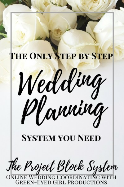 The only Step by Step Wedding Planning System you need. Wedding Planning ECourse & Workbook. How to plan a wedding