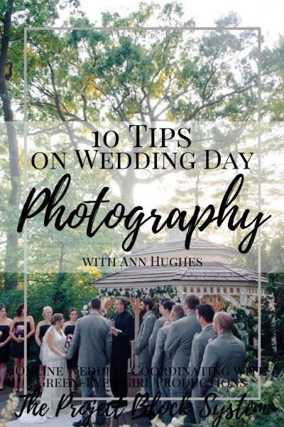 10 Tips on Wedding Photography. Wedding Photography Advice, Photographer advice. How to be a wedding photographer