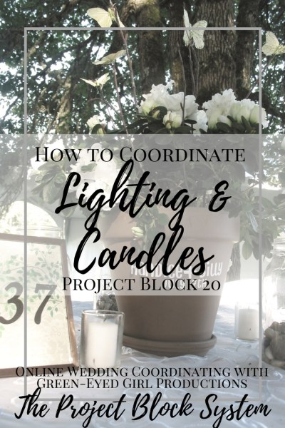 How to Coordinate your Wedding Lighting and Candles. Wedding Candles. How to Plan a wedding with Candles. Wedding Lighting DIY Wedding Candles. How to organize wedding candles.