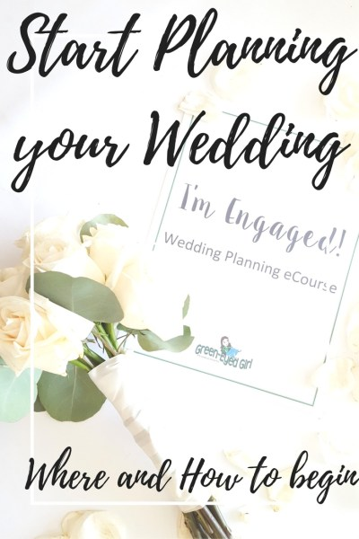 Start Planning your Wedding with the I'm Engaged ECourse. Free 2 Week Wedding Planning Online Class. Where to Start Planning a Wedding. Plan your own Wedding