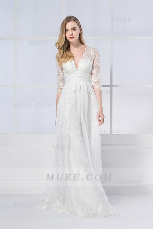4 Ways to Wear Wedding Dresses with Sleeves. Wedding Dress Trend Alert