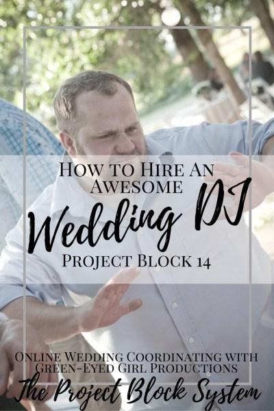 How to Hire a Wedding DJ. Hiring a Wedding DJ. Questions to ask a wedding DJ. How to hire a DJ. Wedding DJ