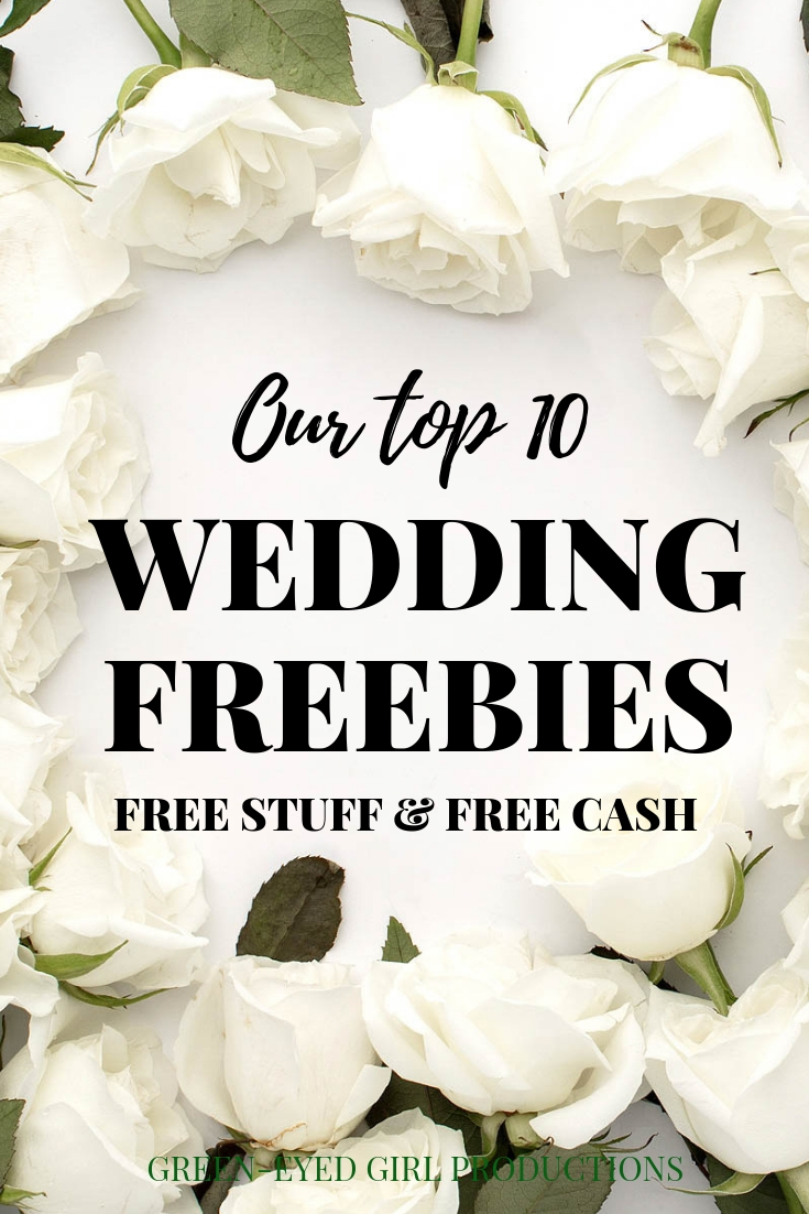 Wedding Freebies | Free Stuff, Free Money & Free Classes
