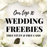 Wedding Freebies | Free Stuff, Free Money & Free Classes