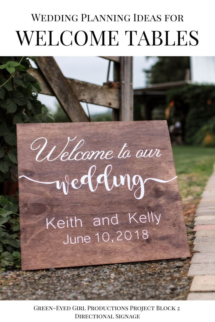 Painted Wood Wedding Signs. Rustic Farm Wedding.  . Your Wedding Welcome Entrance is the first thing guests see when they arrive on your big day. In this post I'm covering Wedding Welcome Sign Ideas, Fun Ceremony Props to give to guests and more Wedding Welcome Entrance Decor.