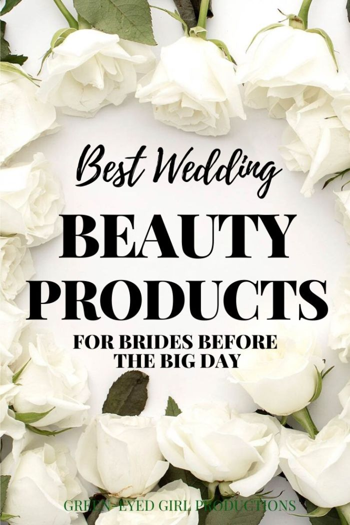 It's time to get that Wedding Beauty Routine in order and make a Beauty Checklist! There are so many great Beauty Products to recommend for your Wedding Day Beauty Prep, but I wanted to give you my personal experience and opinion on a few that go beyond Wedding Makeup. Some are even available for your Groom's Wedding Beauty Plan!