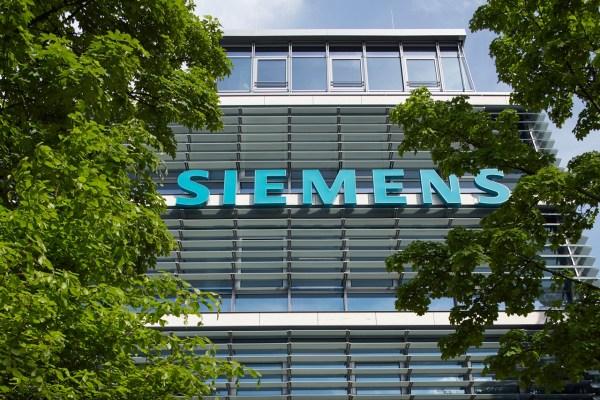 Siemens nowa siedziba