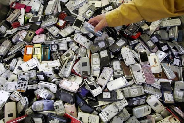 Elektroniczne śmieci na olimpiadę w Tokio