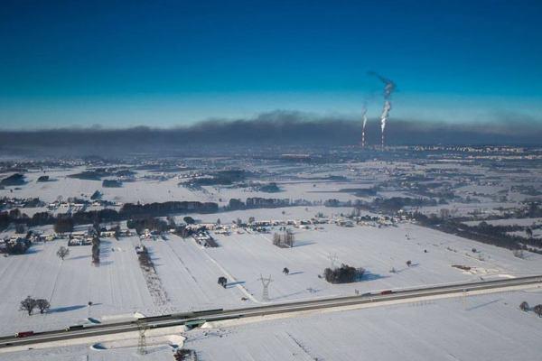 smog-w-polsce-łódź-zdjęcie-z-drona