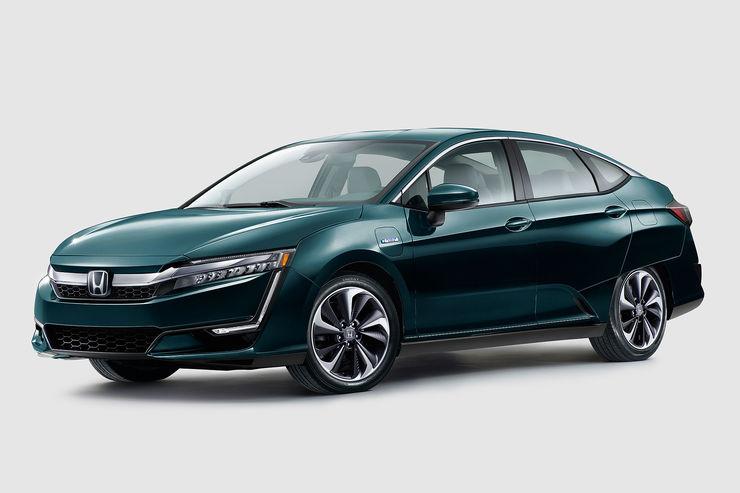 Honda Clarity Plug in Hybrid