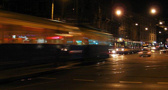 mobilność tramwaje kraków