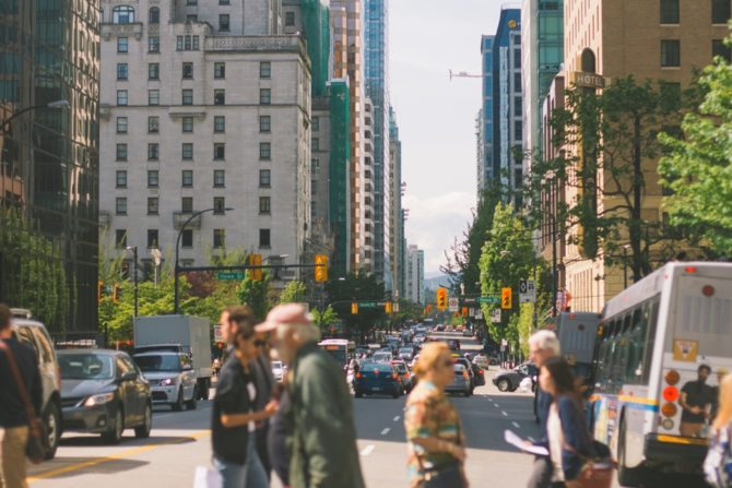 ekologiczne miasta vancouver