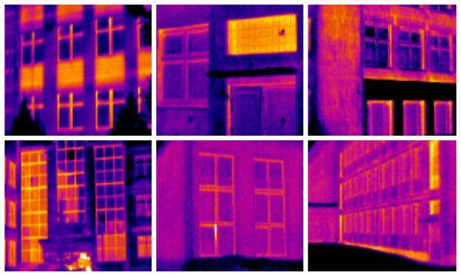 jak oszczędzać energię termowizja
