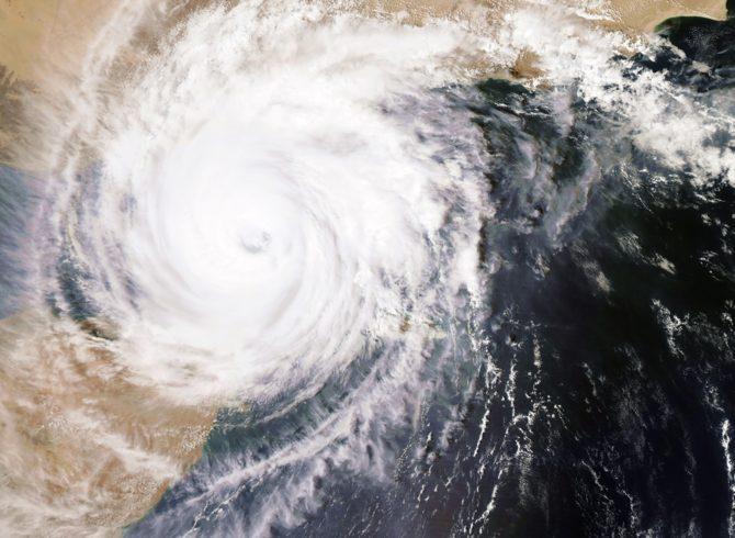 skutki zmian klimatu nasa