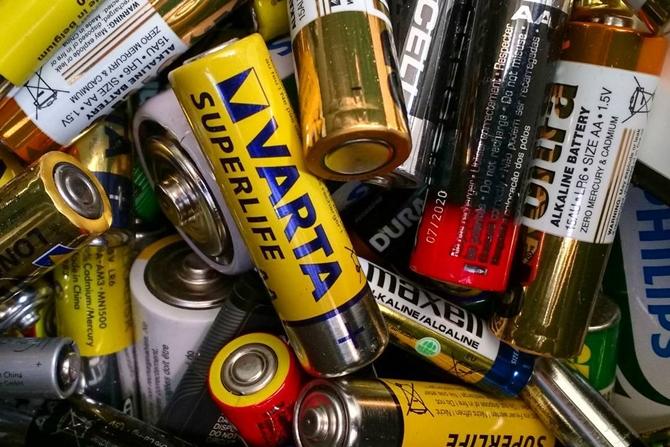 zuzyte-baterie