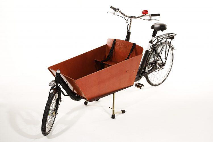 Bakfiets Cargo Bike Long Greenaer