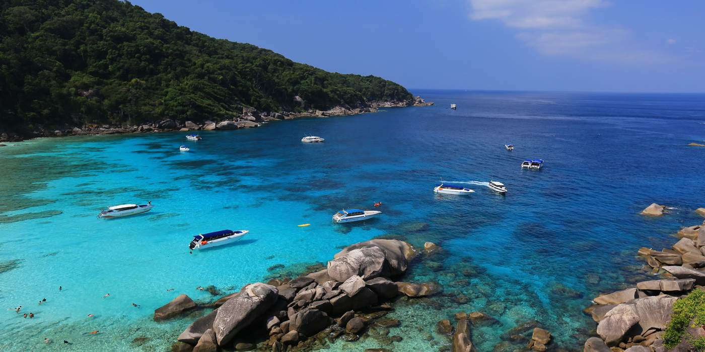 Similan Snorkelling Tours and Khao Lak Diving Green Andaman Travel