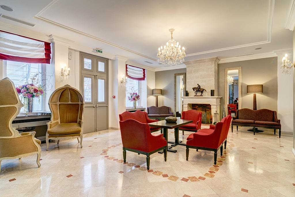 hotel malte opera paris