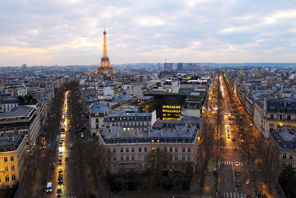 best view in paris