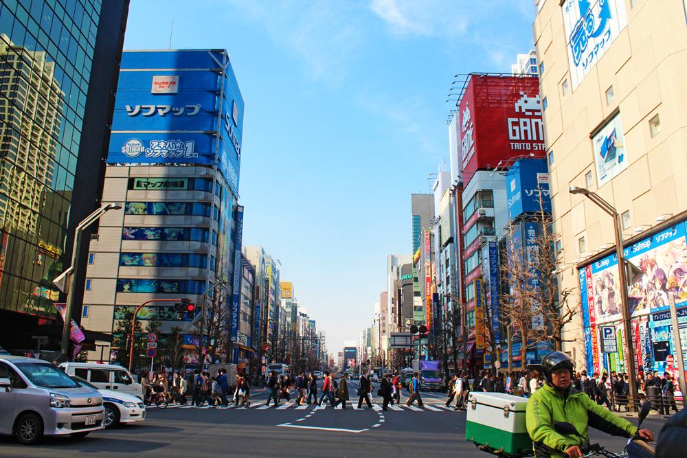 Tokyo Popular Wards