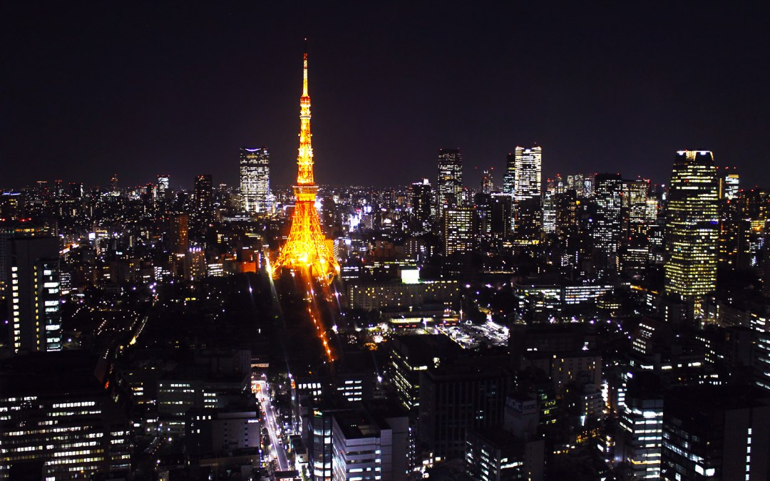 BEST SPOTS IN TOKYO FOR THE ULTIMATE SKYLINE VIEWS
