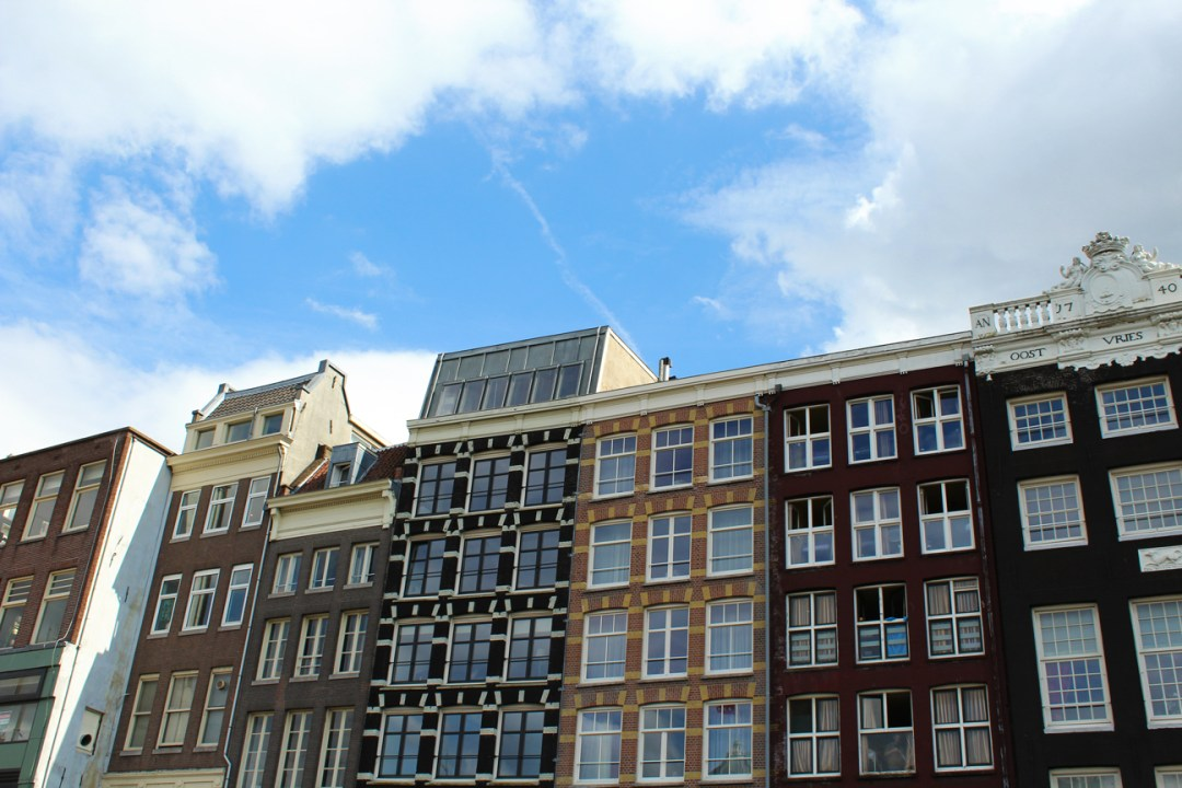 Cruising The Canals of Amsterdam
