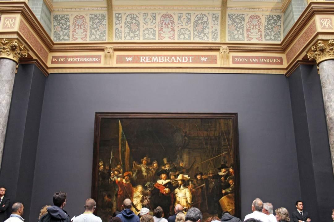 Museums in Amsterdam Rijksmuseum Rembrandt