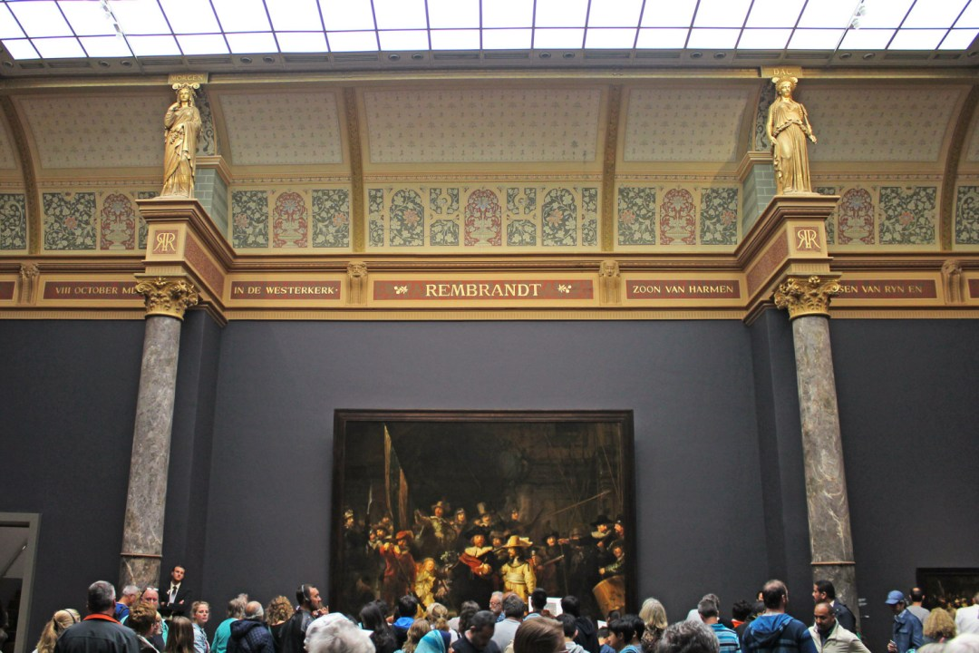 Amsterdam in 5 days itinerary guide museums