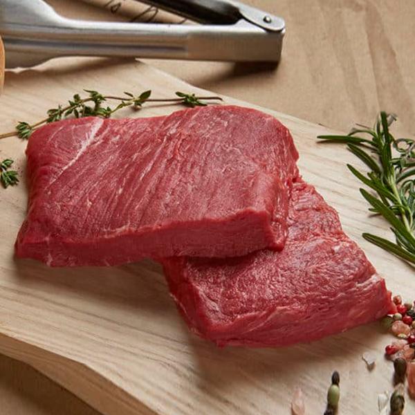 Angus Beef Flat Iron Steak