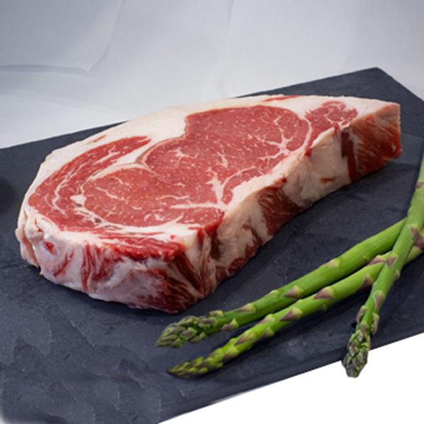 Angus Beef Rib Eye Steak - Boneless