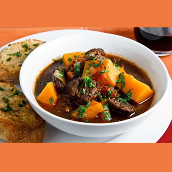 Beef & Butternet Stew