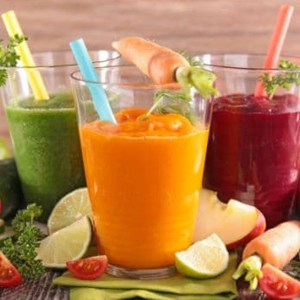 Juice - Vegetable and Fruit