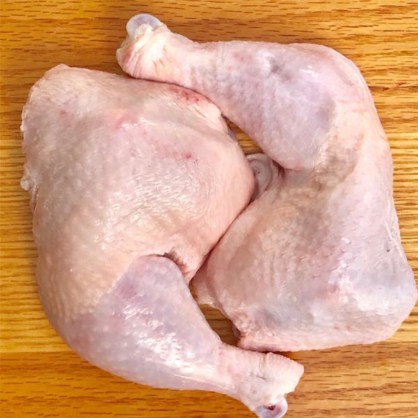 Pastured Chicken - Quarter Legs