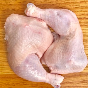 Pastured Chicken - Quarter Legs