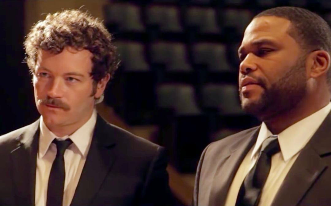 """GAE ACQUIRES """"HOT BOT"""" STARRING DANNY MASTERSON AND ANTHONY ANDERSON"""